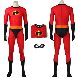 Mr Incredible Costume Incredibles 2 Cosplay Bob Parr Full Set High Quality