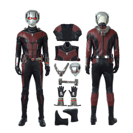 Ant-Man Costume Ant-Man and the Wasp Cosplay Scott Lang Full Set