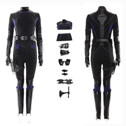 Quake Costume Agents of S.H.I.E.L.D. Cosplay Daisy Johnson Suit