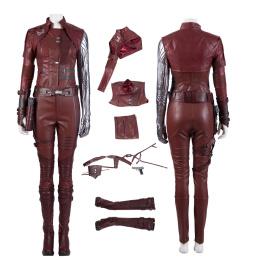 Nebula Costume Avengers 4 Endgame Cosplay Full Set Deluxe Version