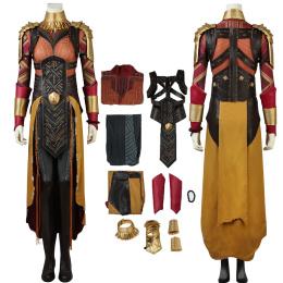 Okoye Costume Black Panther Cosplay Full Set