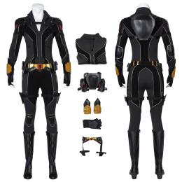 Black Widow Costume Black Widow Cosplay Natasha Romanoff Full Set