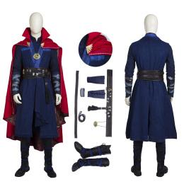 Doctor Strange Costume Doctor Strange Cosplay Stephen Vincent Outfit Full Set