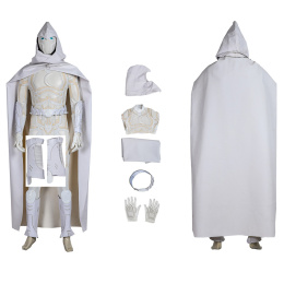 Moon Knight Costume Marvel One:12 Collective Cosplay Marc Spector Full Set