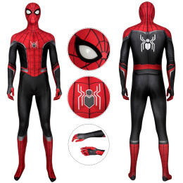 Spider-Man Costume Spider-Man: Far From Home Cosplay Peter Parker Full Set