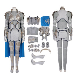 Valkyrie Costume Thor: Ragnarok Cosplay Deluxe Version Full Set