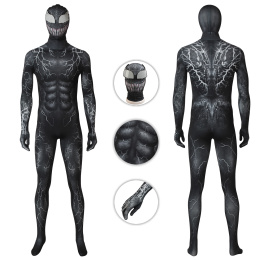 Venom Costume Venom Cosplay Eddie Brock Full Set Outfit