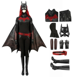 Batwoman Costume Batwoman Cosplay Kate Kane Christmas Full Set