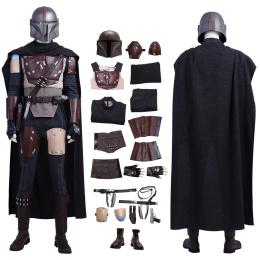 The Mandalorian Costume The Mandalorian Great Cosplay Full Set