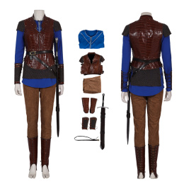Lagertha Katheryn Winnick Costume Vikings Season 3 Cosplay For Party