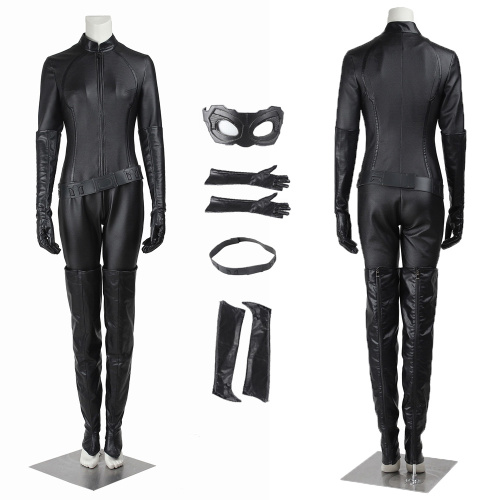 Catwoman Costume The Dark Knight Rises Cosplay Selina Kyle Full Set