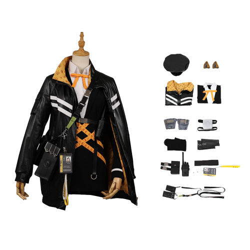 Swire Costume Arknights Cosplay For Halloween And Christmas Party