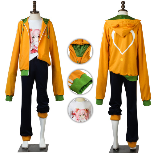 Marcos'55 Costume COMPASS Cosplay High Quality Clothes