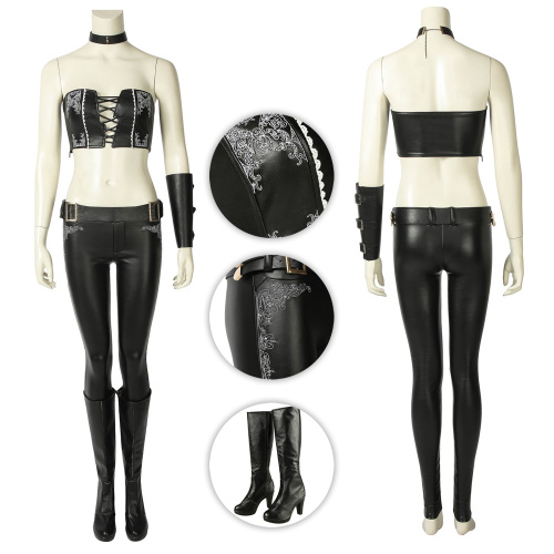 Trish Costume Devil May Cry 5 Cosplay Full Set Custom Made Suits