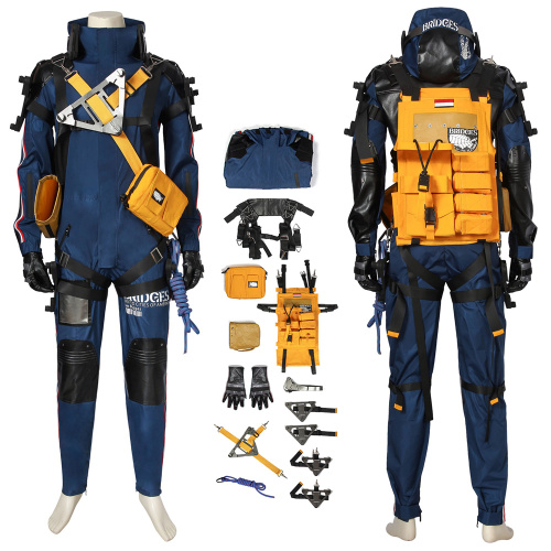 SAM Costume Death Stranding Cosplay For Halloween And Christmas
