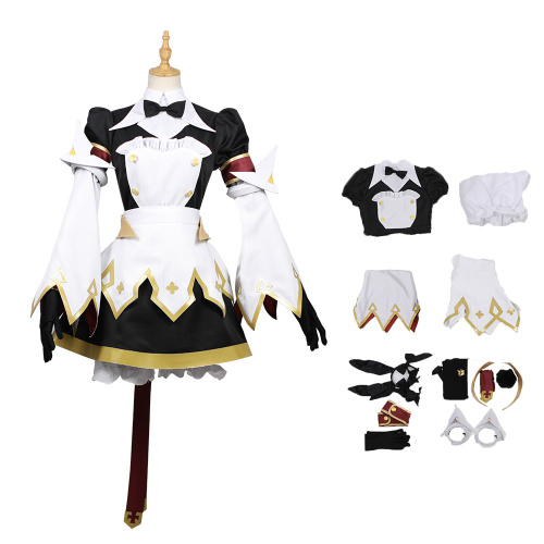 Astolfo Costume Fate/Apocrypha Cosplay Full Set