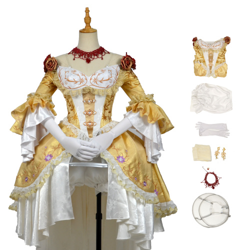 Bloody Queen Costume Identity V Cosplay Mary For Christmas