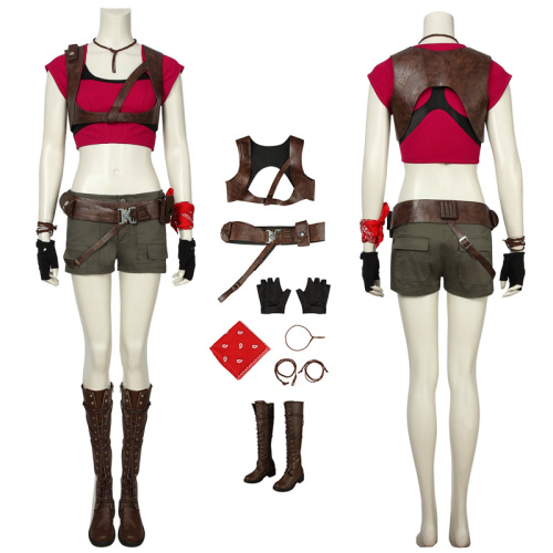 Ruby Roundhouse Costume Jumanji: Welcome to the Jungle Cosplay Full Set