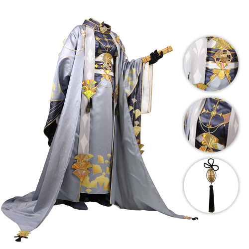 Boiled Ginkgo Costume The Tale of Food Cosplay