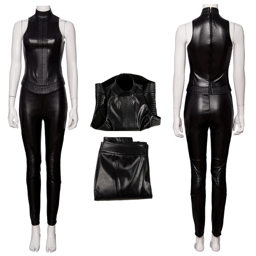 Alita Costume Alita:Battle Angel Cosplay Jumpsuit Outfit For Woman Halloween