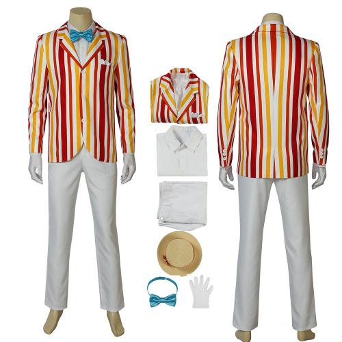 Bert Costume Mary Poppins Cosplay Custom Made
