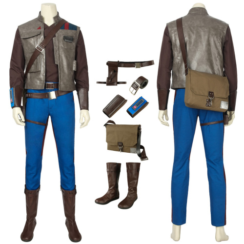 Finn Costume Star Wars: The Rise of Skywalker Cosplay Full Set