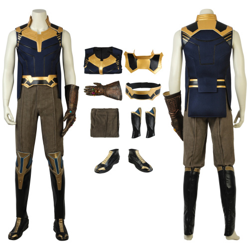 Thanos Costume Avengers: Infinity War Cosplay Outfit Full Set