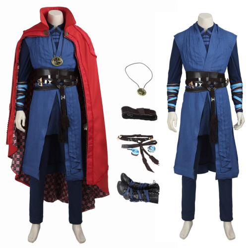 Doctor Strange Costume Doctor Strange Cosplay Stephen Vincent Full Set