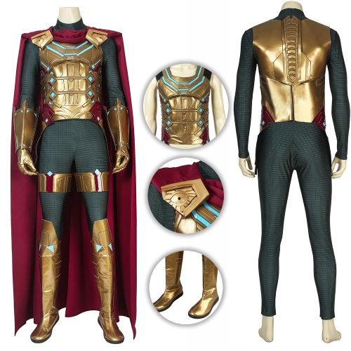 Mysterio Costume Spider-Man: Far From Home Cosplay Quentin Beck Full Set
