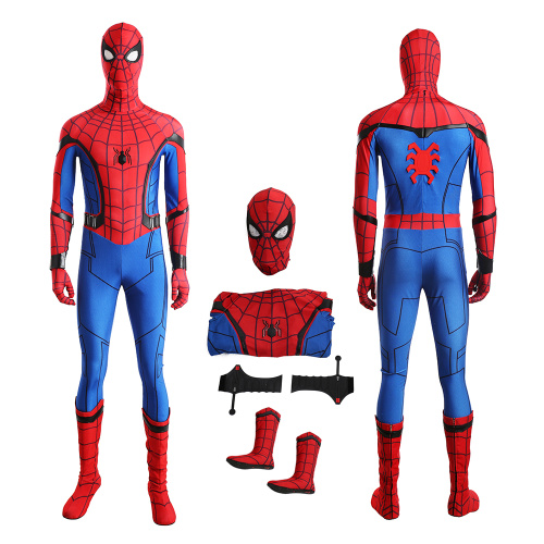 Spider Man Costume Spider Man Homecoming Cosplay Peter Parker Full Set