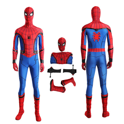 Spider-Man Costume Spider-Man Homecoming Cosplay Peter Parker Full Set