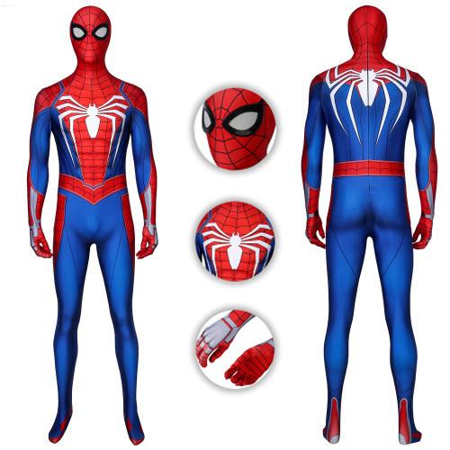 Spider-Man Costume Spider-Man Cosplay Peter Parker