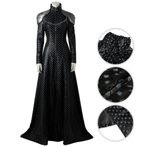 Cersei Lannister Costume Game of Thrones Cosplay Deluxe