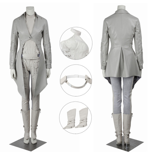 White Canary Costume Legends of Tomorrow Cosplay Sara Lance Full Set