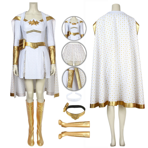 Starlight Costume The Boys Season 1 Cosplay Annie January Full Set For Women