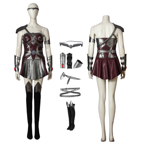 Queen Maeve Costume The Boys Season 1 Cosplay Full Set